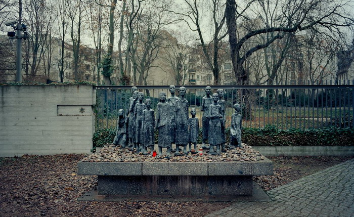 2019 05 Monument Holocaust